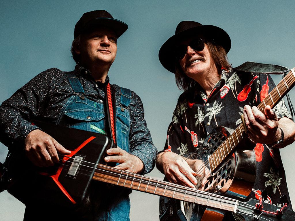 Ľuboš Beňa & Bonzo Radványi Najoblúbenejšie bluesové duo na Slovensku