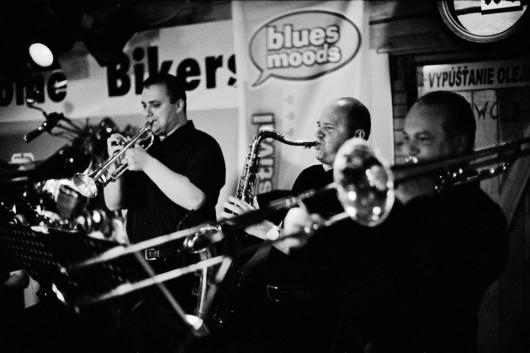 Festival Bluesmoods v Trnave.