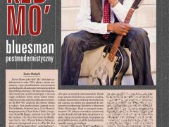 Bluesový časopis Twój Blues