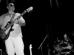 Calvados Band z Košíc hrá bluesrockovú hudbu.