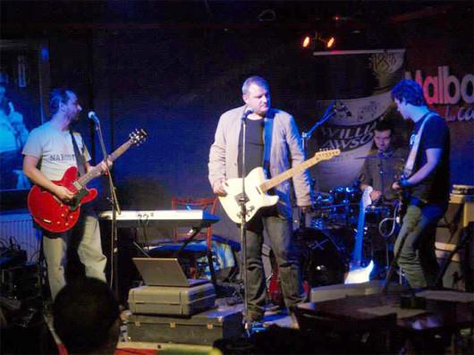 Calvados Band je bluesrocková skupina z Košíc