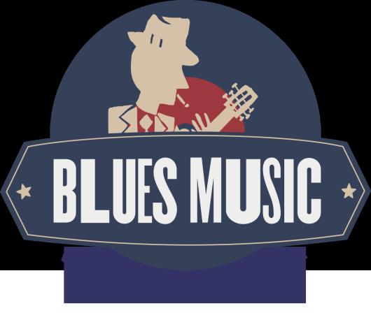 Logo Bluesmusic.cz