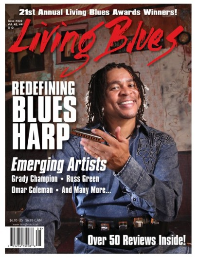 Living Blues 2014