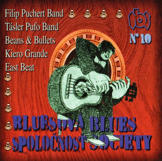CD Bluesová spoločnosť No.10