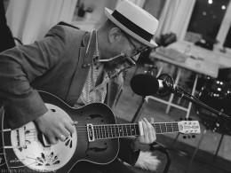 Bluesman z Ostravska je Petr Džetro Ritzka