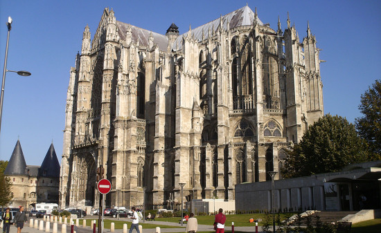 Beauvais-Cathedrale