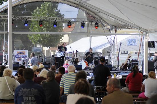 Blues Rock festival Strážnické rockové slavnosti Strážnice