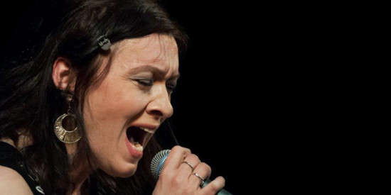 Najobľúbenejšia speváčka v roku 2015 Silvia Josifoska