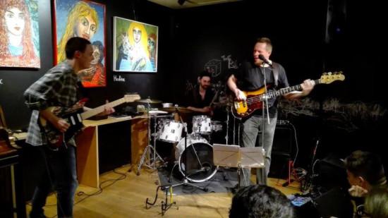 Jazz Klub Kyjov koncert The Bladderstones