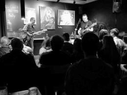 Blues v Kyjově a kapela The Bladderstones