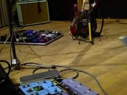 Česká bluesová kapela The Bladderstones v Kyjově
