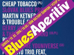 Nakonec se z výhry na Blues Aperitiv 2016 radovala polská skupina Cheap Tobacco a slovenští zástupci Slovak Blues Project