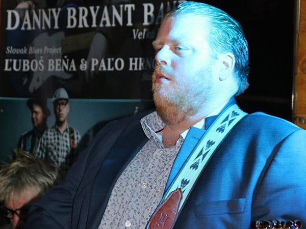 Danny Bryant Band zavítali do skalického Srdiečka