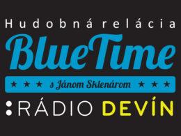 Hudobná relácia Blue Time na rádiu Devín