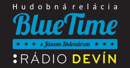 Hudobná relácia BlueTime na rádiu Devín