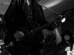 Eric Sardinas v Bounty Rock Cafe 2016