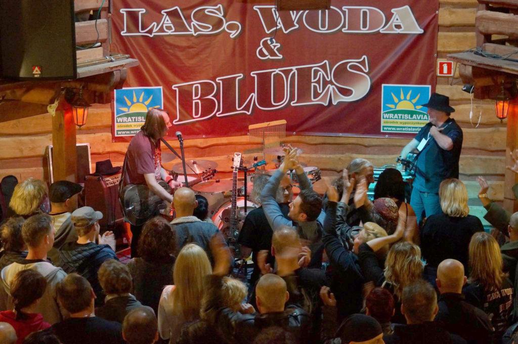 Las, Woda & Blues 2016. Jeden z najväčších bluesových festivalov v Poľsku
