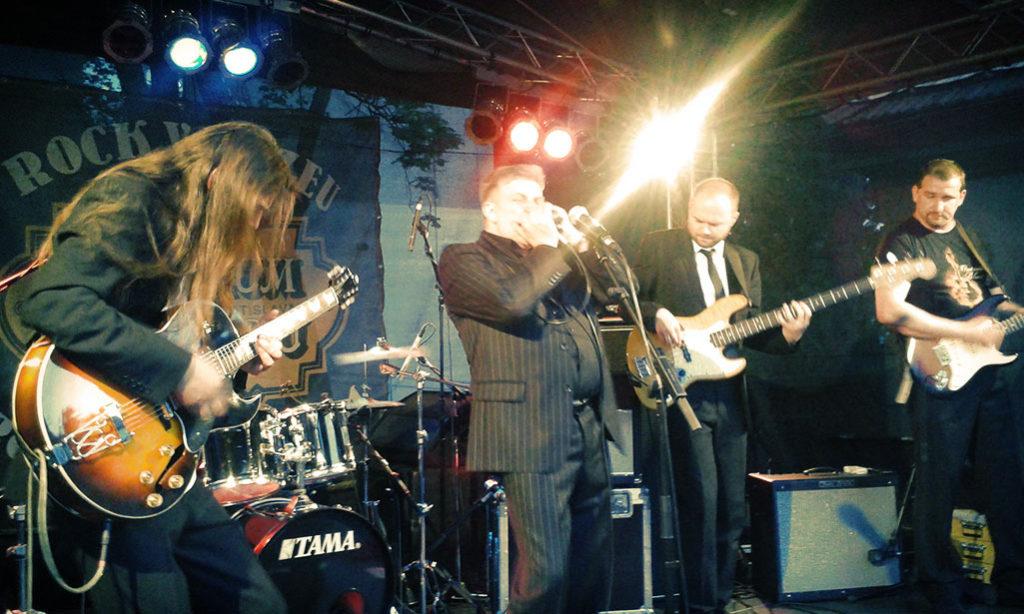 Polish Blues Show III v Múzeu obchodu v Bratislave