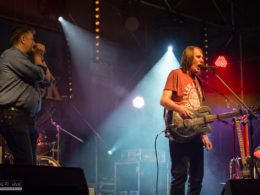 Bonzo Radvány a Jacek Szpytma - Przeworsk Blues Festival 2016.