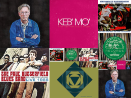 Bluesové albumy, ktoré vyšli v roku 2016.