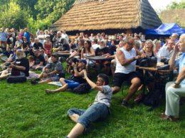 Front Porch Blues czyli Lauba Pełno Bluesa 2016 v poľskom Chorzówe.