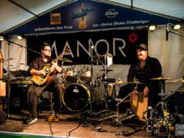 Na švajčiarkom festivale Summer Blues Basel 2016 účinkovali aj Ľuboš Beňa a Bonzo Radványi.