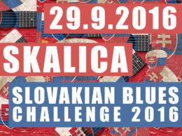 Finalisti Slovakian Blues Challenge 2016. Kto postupuje na celosloveskú súťaž bluesových kapiel do Skalice.