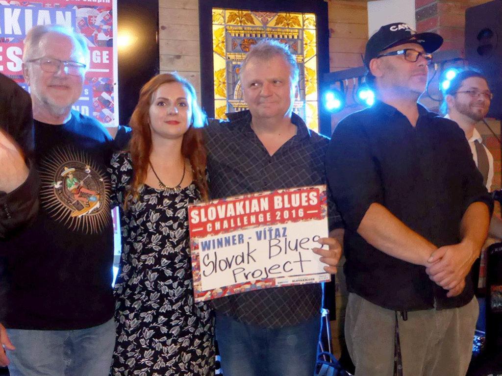 Slovakian Blues Challenge 2016 Skalica