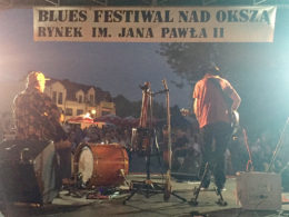 Festival Blues nad Oksza 2016.