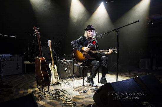 Třetí ročník Blue Festu 2016 v pražském Lucerna Music Baru