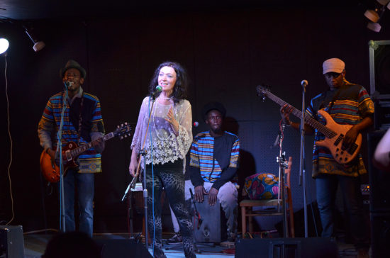 V Dome kultúry Lúky v bratislavskej Petržalke sa uskutočnil festival Folk Blues Session
