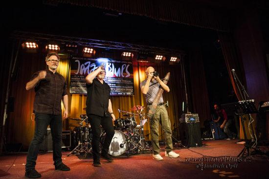 XX. ročník Mezinárodního Jazz & Blues Festivalu v Ústí nad Labem se vydařil