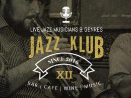 Ľuboš Beňa a Bonzo Radvány zahrajú v piatok 21. októbra 2016 v Jazz Club 12 v Banskej Bystrici.