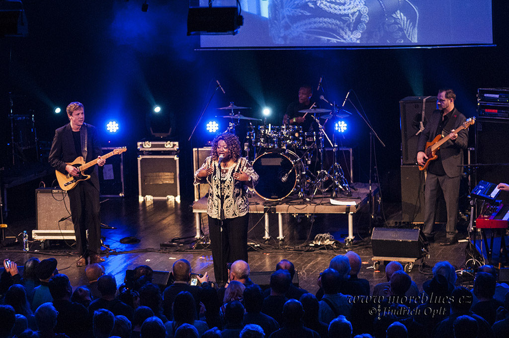 Díky za skvělej ročník bluesového festivalu Blues Alive 2016 v Šumperku