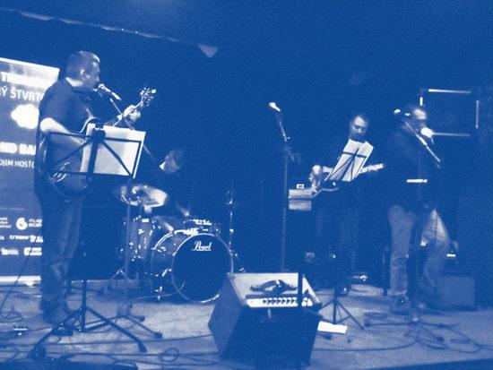 Koncert bluesovej kapely Second Band a Silvie Josifoskej v Trnave