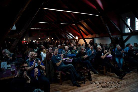 Slováci na festivale Blues Alive Šumperk 2016