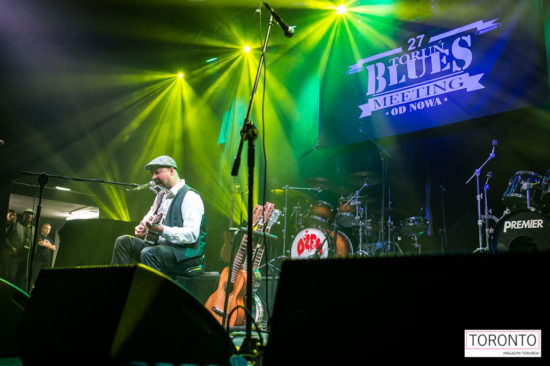 Bužma bodoval na festivalu v Toruni