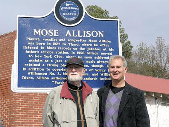V utorok 15. novembra 2016 umrel americký spevák, klavírista a skladateľ Mose Allison