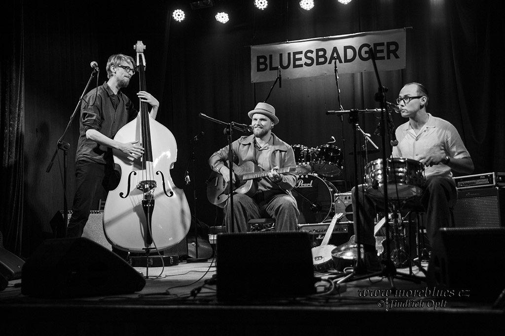 Sedmý ročník bluesového festivalu Bluesbadger 2016 v Lázních Toušeň