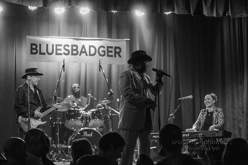 Bluesový festival Bluesbadger Lázně Toušeň