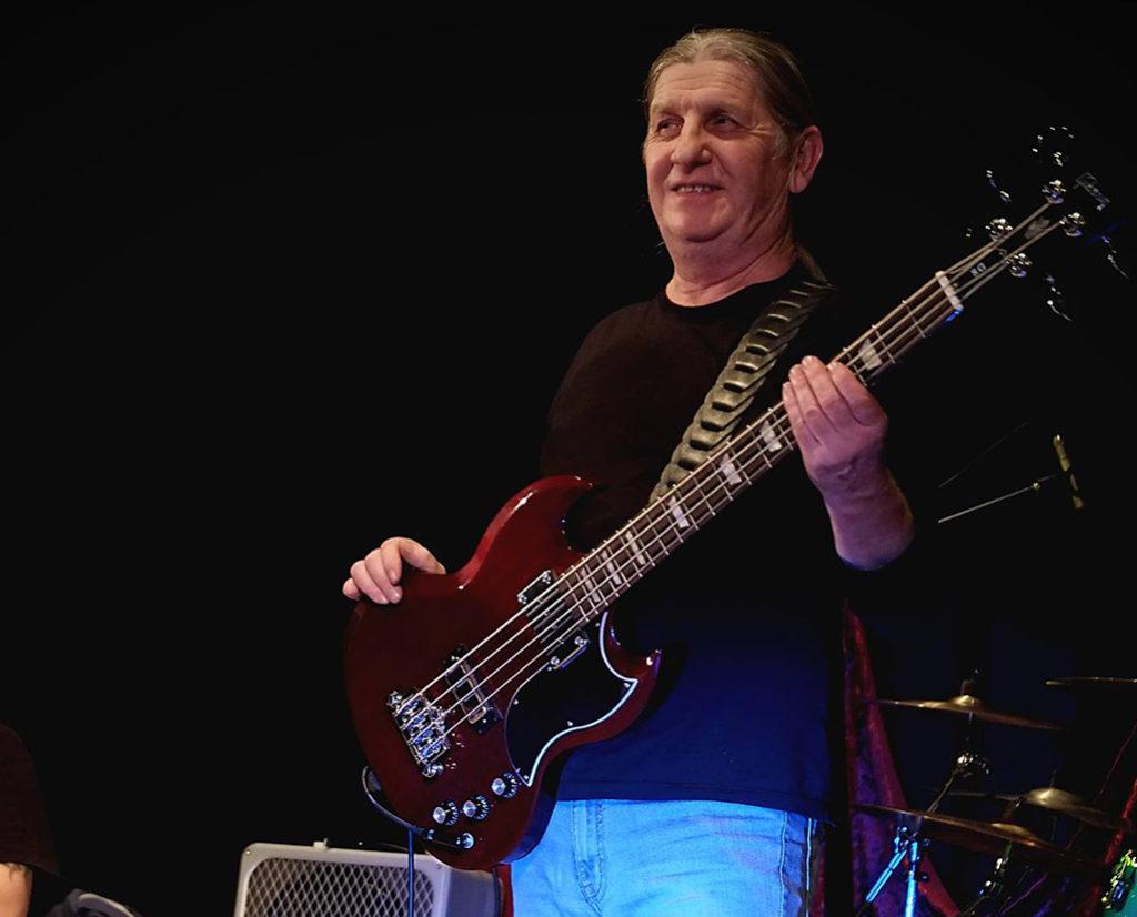 Na festivale Jazz Blues Jamboree 2016 v Zemnom zahrali Aylens Fall, Jazz Sons, speváčka Sonja a Join Venture