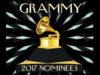 Nominácie na ceny Grammy Awards 2017