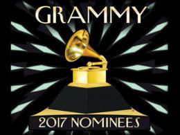Nominácie bluesmanov na ceny Grammy Awards 2017