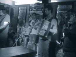 Rozlúčka so starým rokom 2016 v skalickom Srdiečku hrala sa bluesová hudba v Skalici