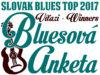 Bluesová anketa 2017 Víťazi