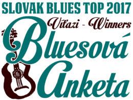 Najlepší slovenskí bluesmani v Bluesovej ankete 2017