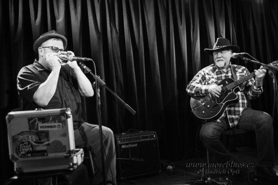 Bill Barretta a Brad Lewis v kolínském Divadle