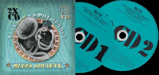 Nový album Slovenskej bluesovej spoločnosti s názvom Bluesová spoločnosť No 12