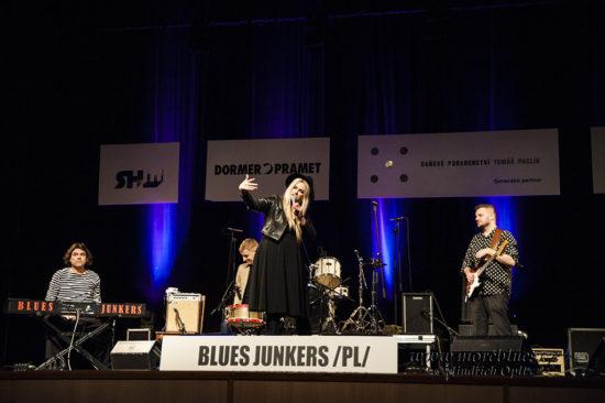 Blues Junkers, objev roku 2015 v anketě časopisu Twój Blues