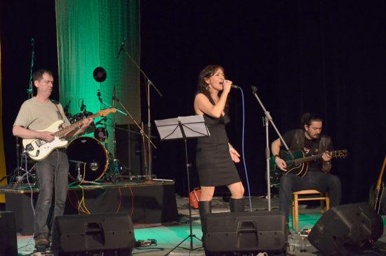 Silvia Josifoska na bratislavskom festivale Livin Blues 2017